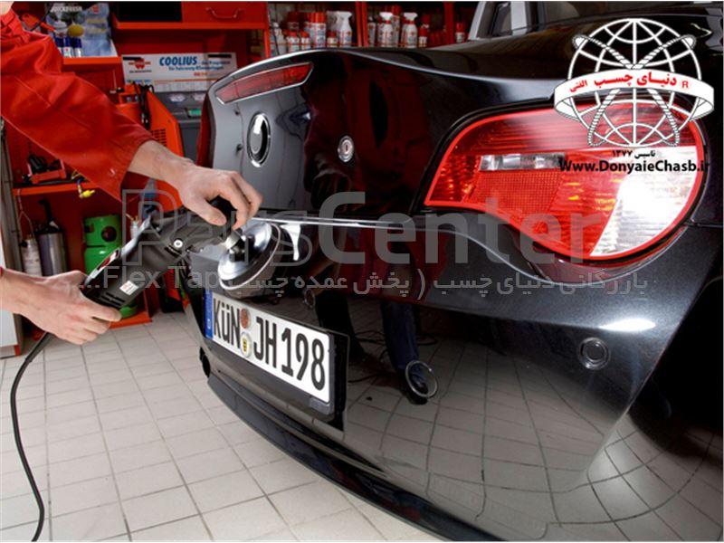 دستگاه پولیش چرخشی ماشین وورث Wurth Polishing Machine PM 200-E آلمان