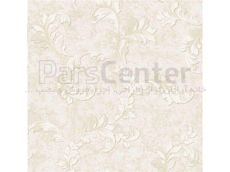 کاغذ دیواری الیافی - اکلیلی - برجسته - براق فرانسیس 4