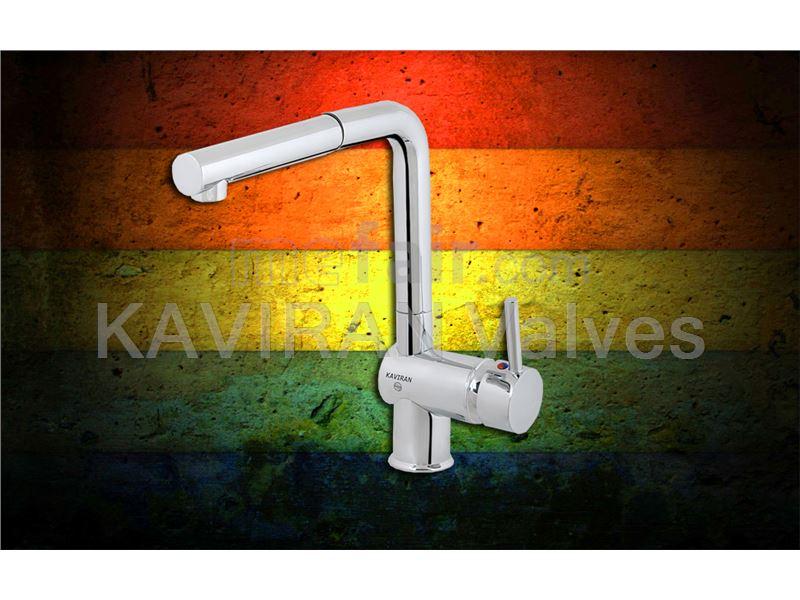 Ttras lever sink Shower