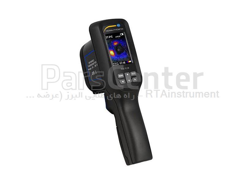 تستر سیستم تهویه مطبوع - HVAC Meter / HVACR Tester