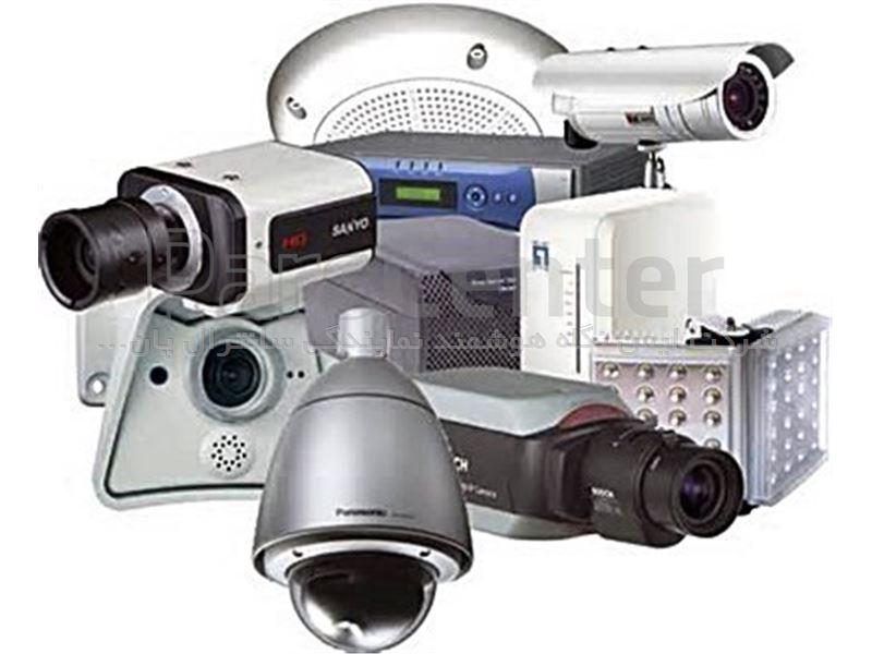 بررسی لنز دوربین های مدار بسته