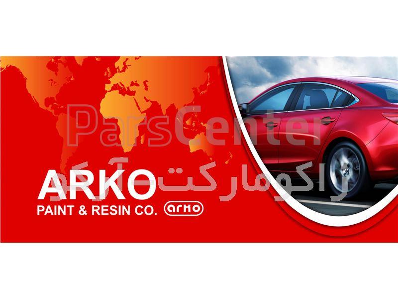 بتونه سنگی آرکو ARKO| irancar.care