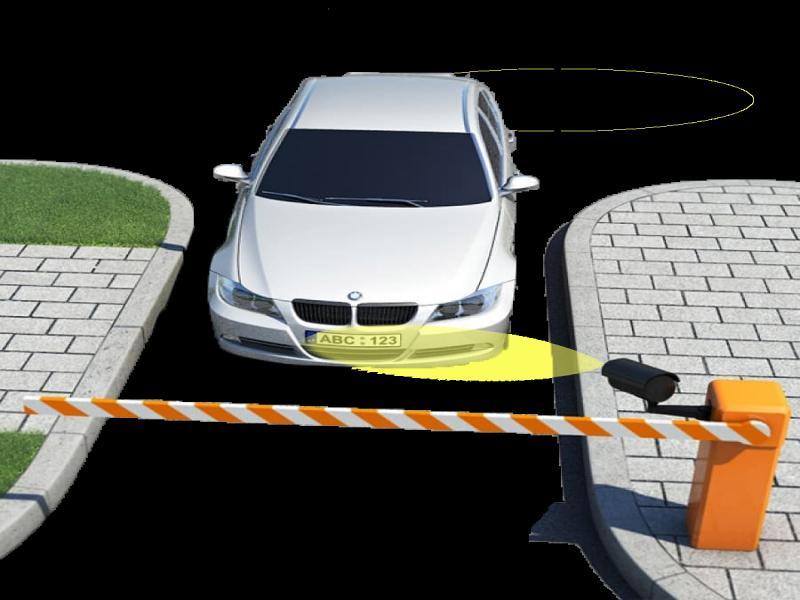 کنترل تردد پارکینگی و خودرویی ورود و خروج اتوماتیک