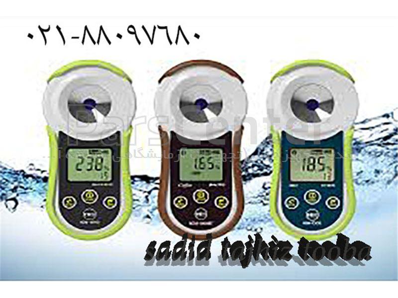 رفرکتومتر refractometer