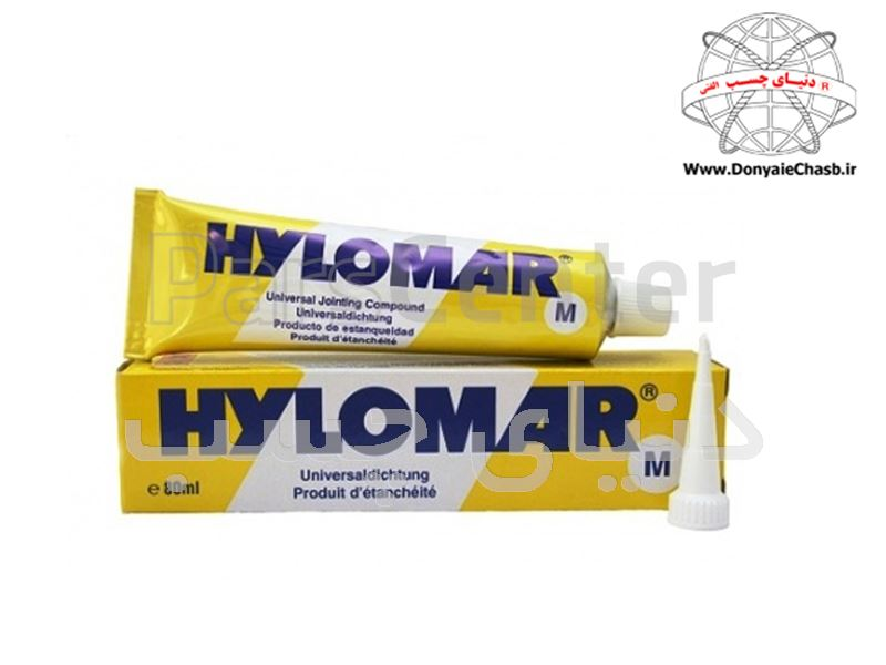 چسب واشر ساز هایلومار HYLOMAR M Universal Jointting Compound انگلیس