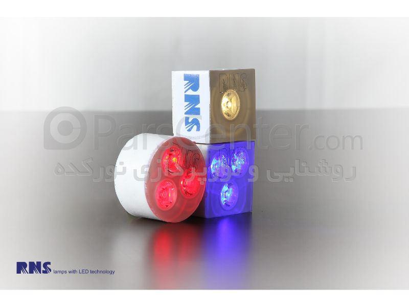 سنگ های نورانی پاور LED