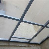 پوشش سقف پاسیو با پلی کربنات