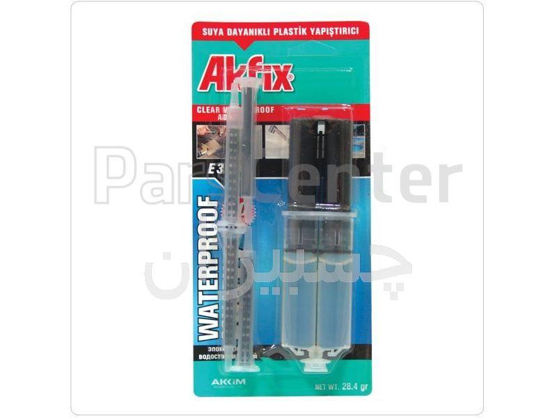 چسب سرنگی ضدآب E 300 آک فیکس - محصولات چسب و درزگیر - سایر در پارس ...چسب سرنگی ضدآب E 300 آک فیکس ...