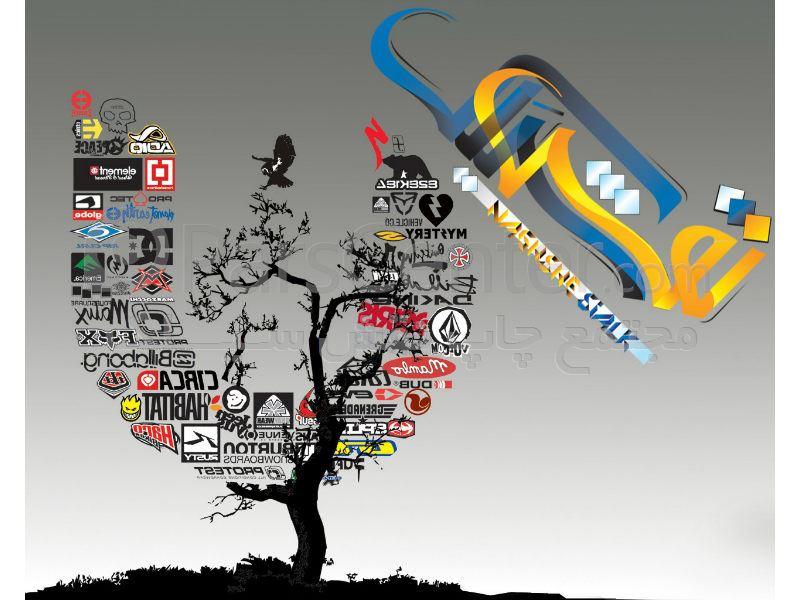 هزینه طراحی آرم و لوگو و علایم تجاری