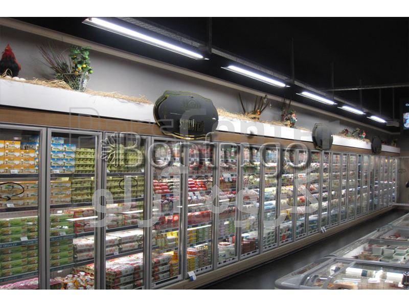 یخچال ایستاده فروشگاهی،یخچال هایپر مارکت