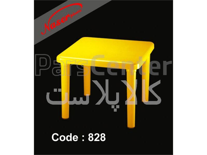 میز کودک مربع 60*60 کد 828