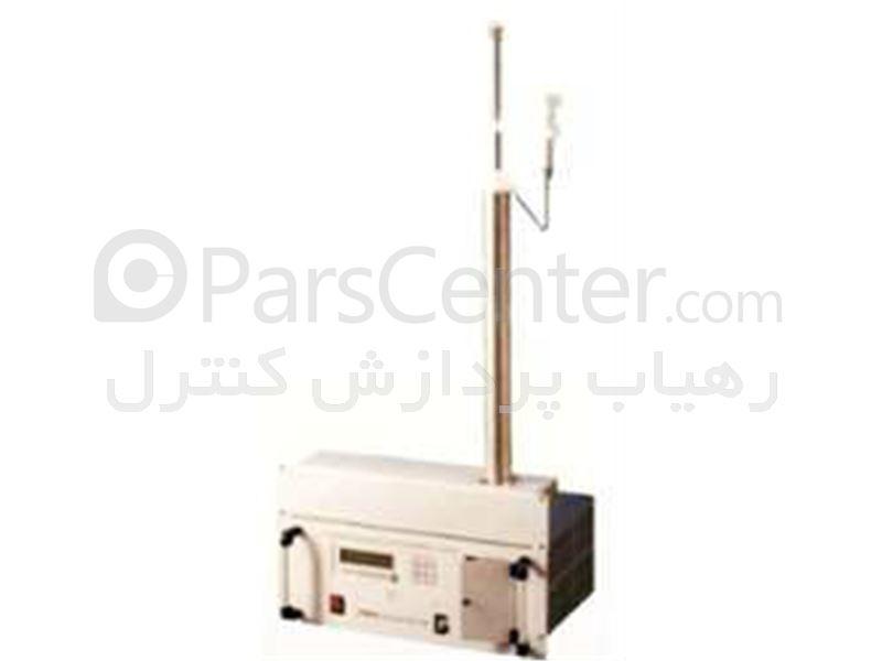 ایستگاه سنجش وزنی و شمارش ذرات گردوغبار محیطی مدل EDM 180