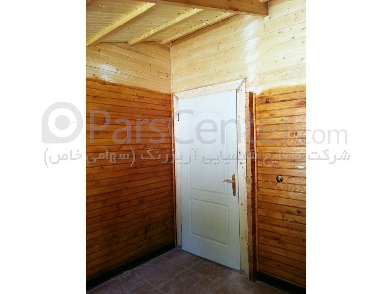 دکوراسیون داخلی کلبه چوبی ، سعید آباد ، هشتگرد
