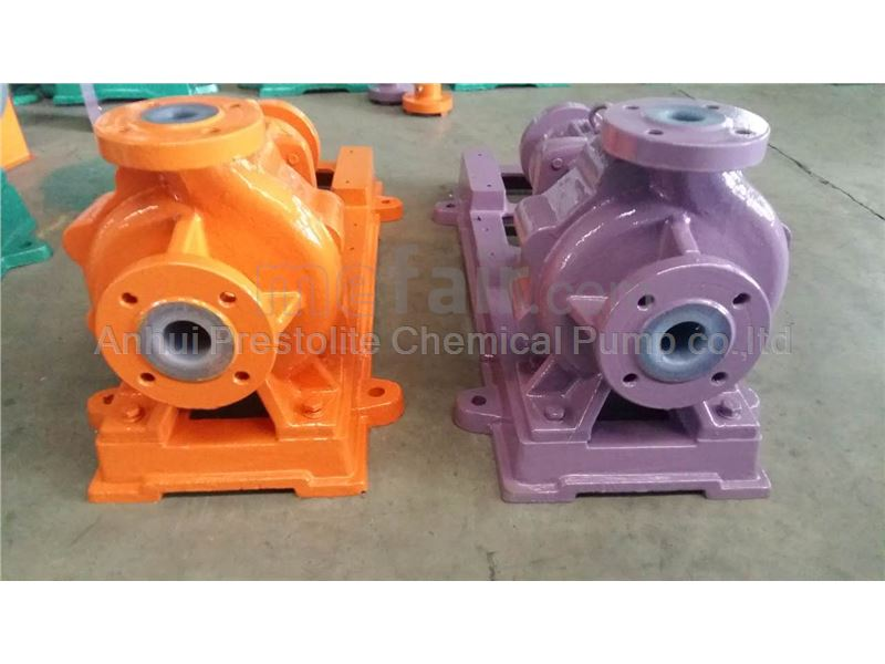 IHF Series Resistant Chemical process centrifugal pump
