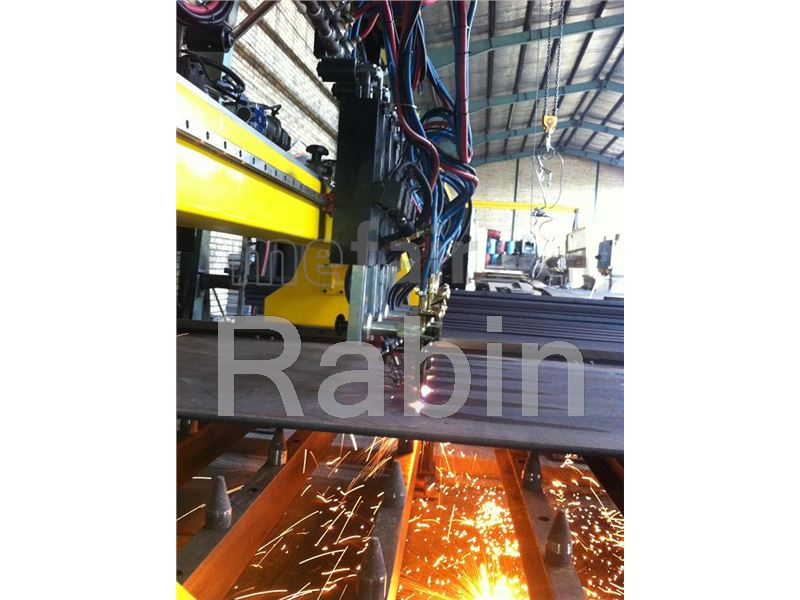 plasma and cnc cutting machine