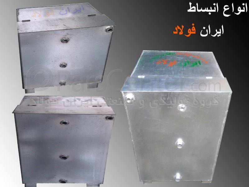منبع انبساط باز و بسته 600 لیتری