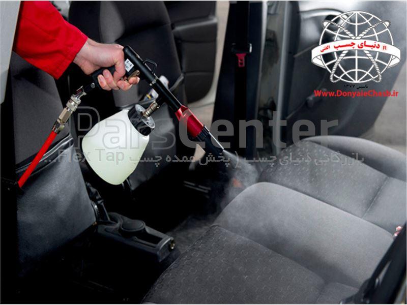 تفنگ صفر شویی خودرو وورث Wurth Top Gun Cleaning Gun آلمان