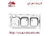 سینک ظرفشویی روکار کد 220 استیل البرز