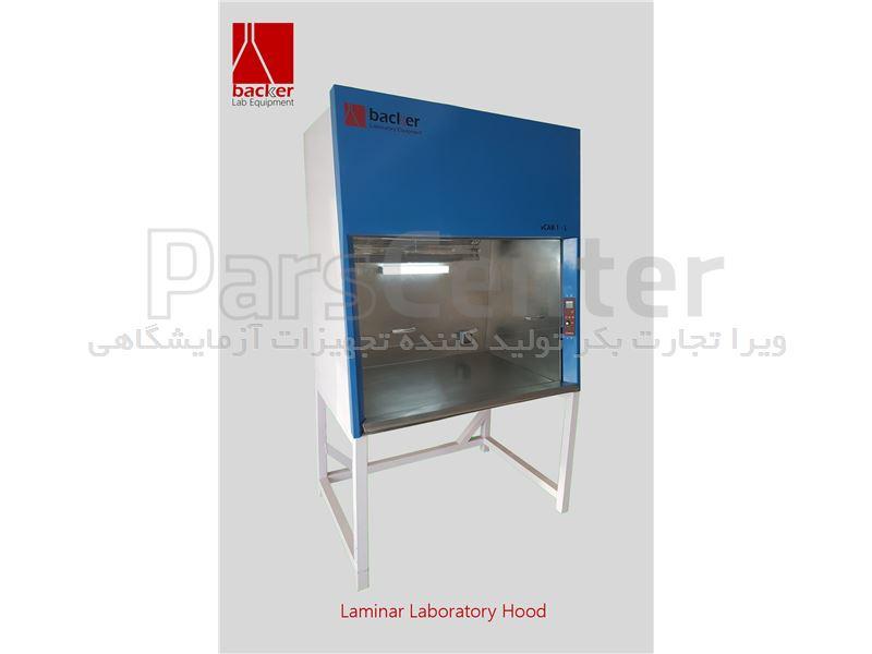دستگاه هود آزمایشگاهی مدل vCAB1 - L100
