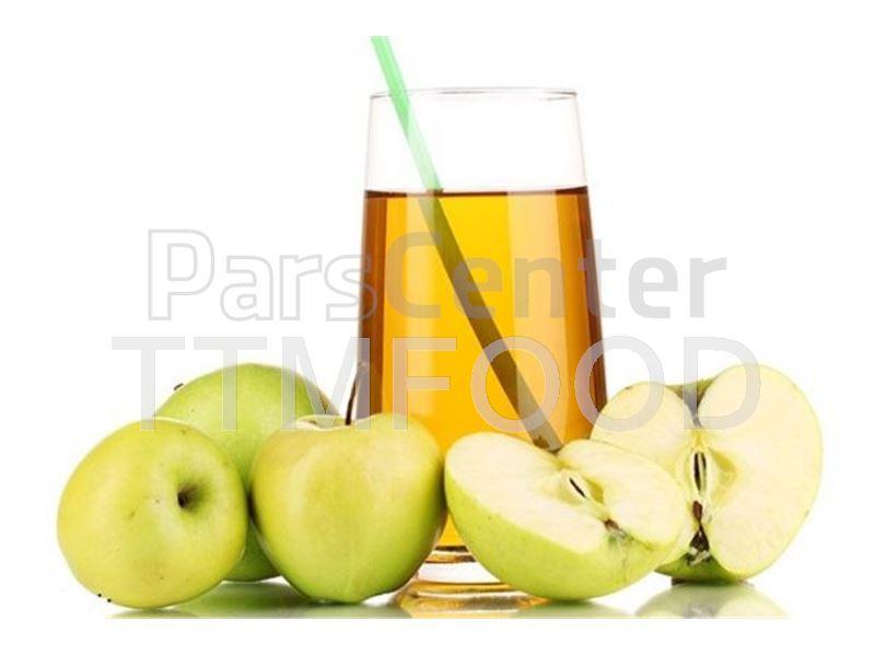 صادرات کنسانتره سیب زرد به روسیه و کشورهای آسیای میانه