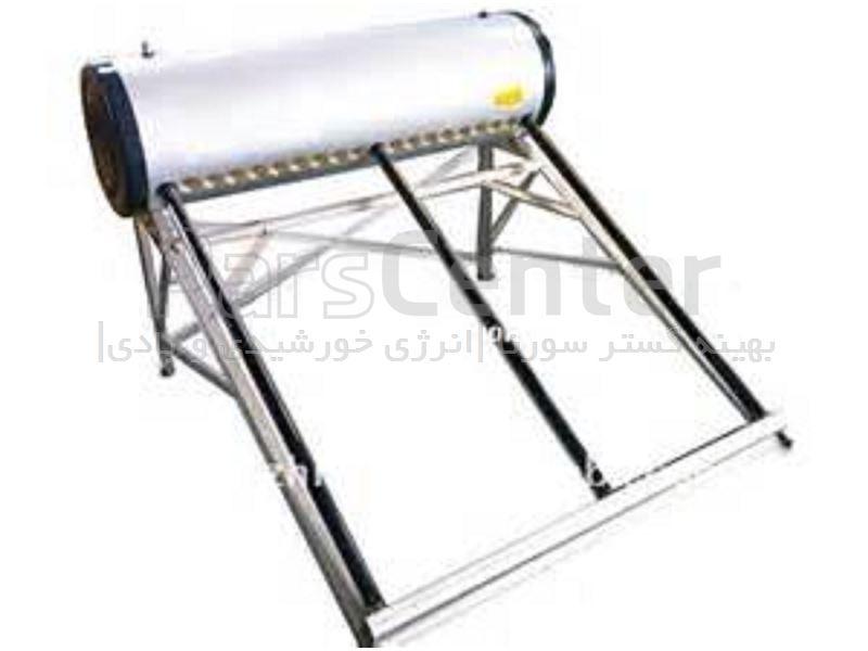 مخزن اب گرمکن خورشیدی(سولار) در ظرفیت 150، 180، 200،240، 300 لیتری