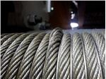 Stone cutting wire rope
