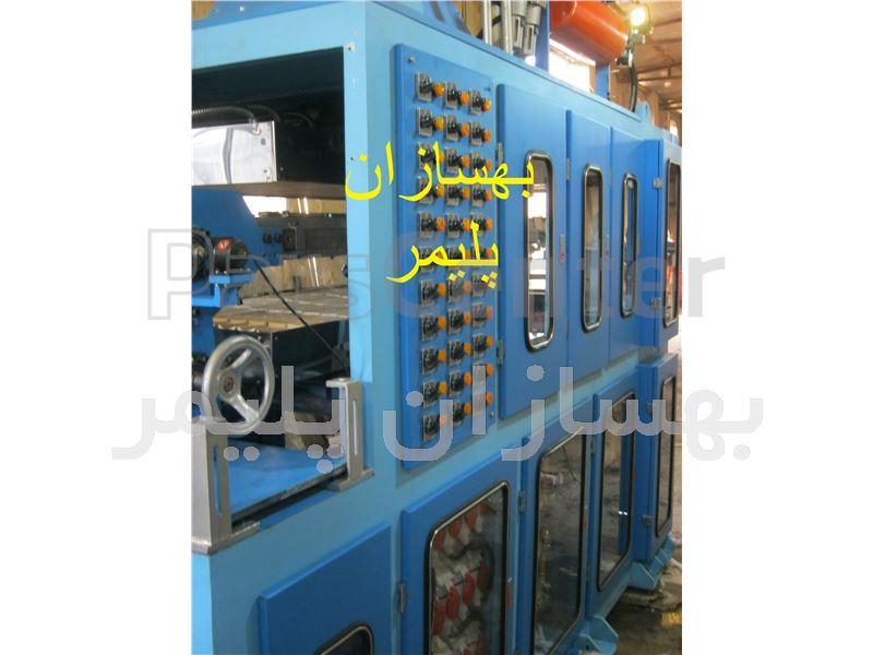 قیمت ماشین آلات تولید ظروف یکبار مصرف