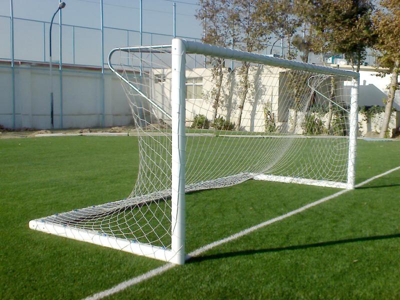 دروازه فوتبال تمرینی متحرک