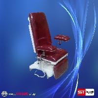 صندلی نمونه گیری و تخت خونگیری