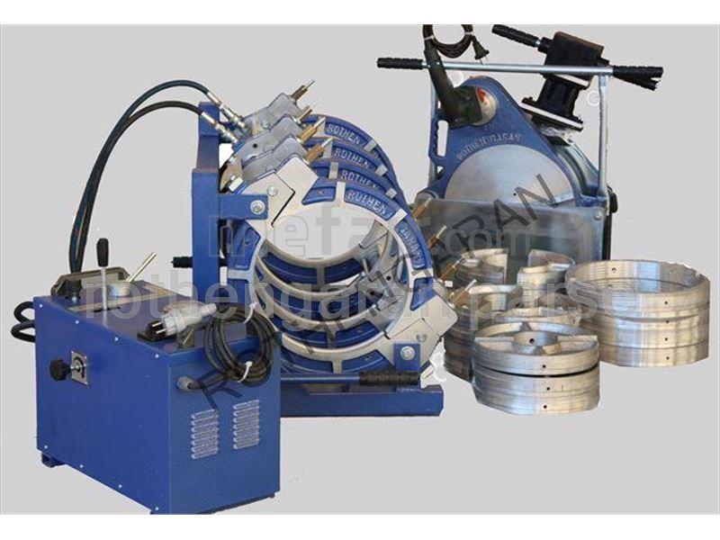 plastic pipe welding machine400