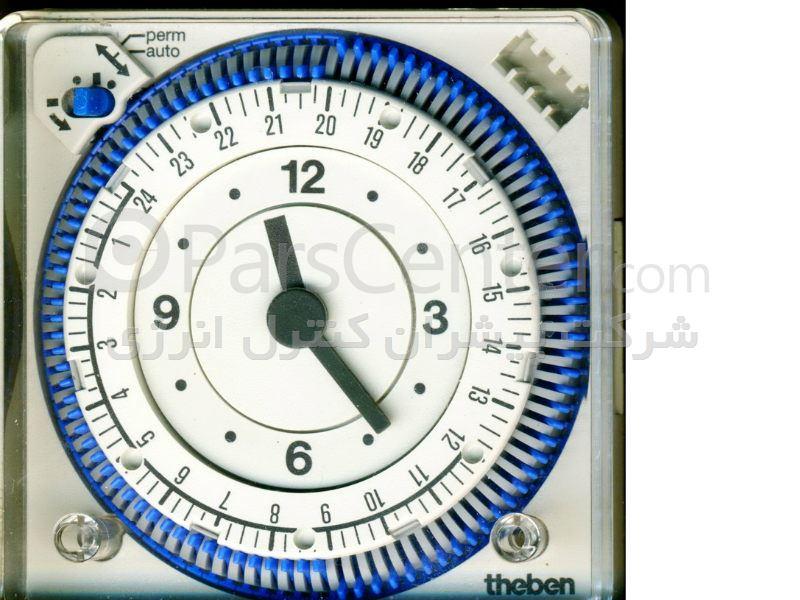 سیستم ساعت کار پکیج یونیت(تایمر موتورخانه)
