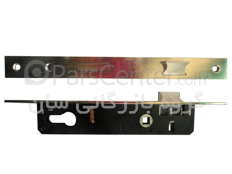 قفل درب آلومینیوم سایز 4.5 و 3.5