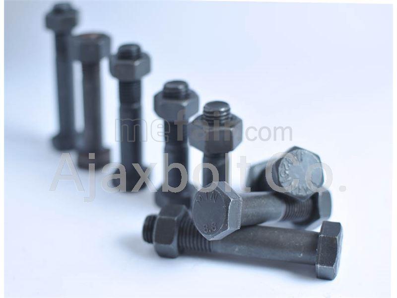 class 8.8 carbon steel hex bolts