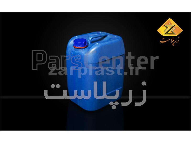 گالن 20 لیتر پلاستیکی صنعتی (مواد کهنه)