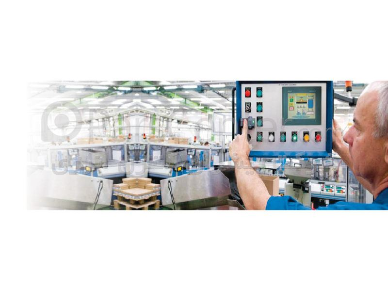 اتوماسیون صنعتی-سیستم های هوشمند-کنترل تجهیزات