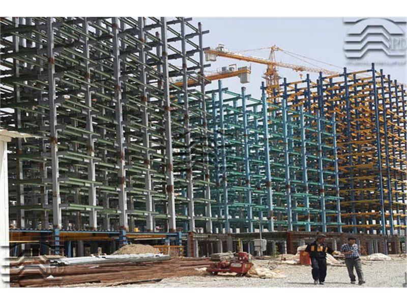 ابنیه گستر پارسیان (سهامی خاص) تولید کننده و مجری تخصصی سقف های عرشه فولادی