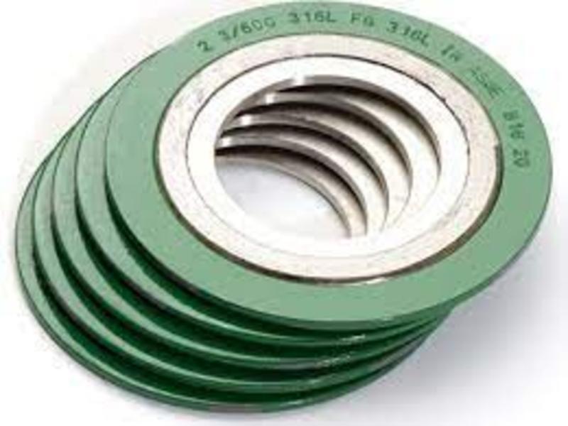 Spiral gasket