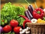 سبزیجات خرد شده آماده