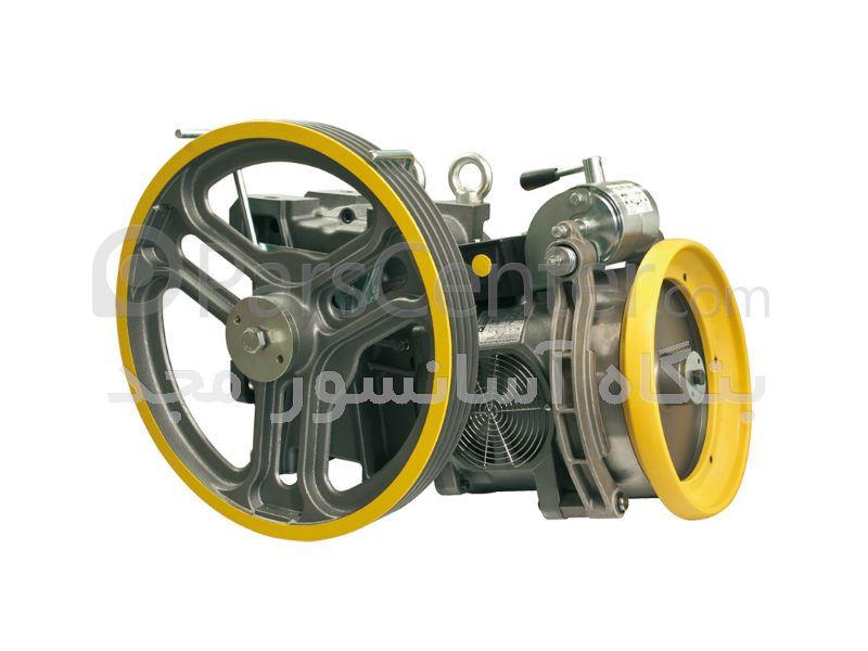 موتور آسانسور سیکور  (SH130 - (VVVF