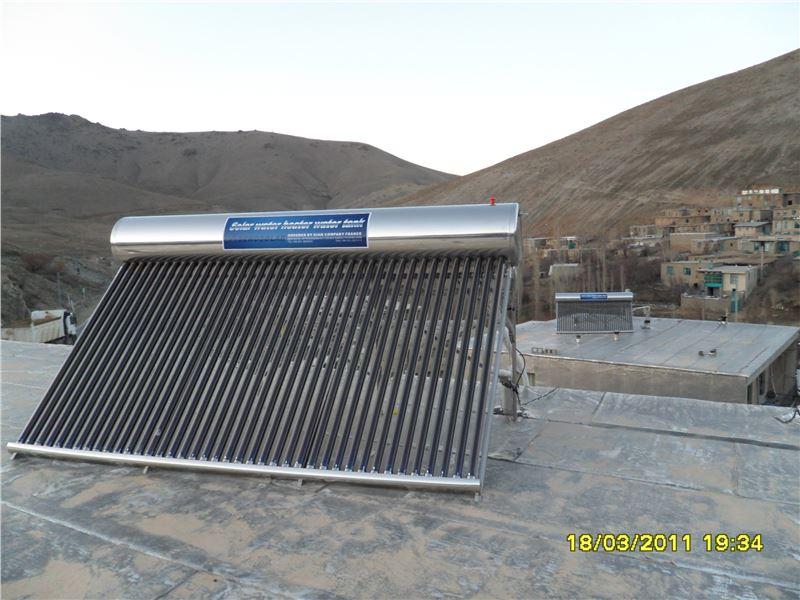 شرکت کیان سولار غرب(طراح،مجری و تأمین سیستمهای تولید انرژی تجدید پذیر و بهینه ساز مصرف انرژی)