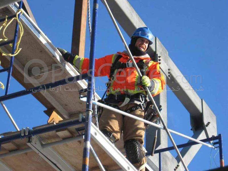 ارائه مشاوره فنی ایمنی ساختمان و کاهش حوادث کارگاههای ساختمانی