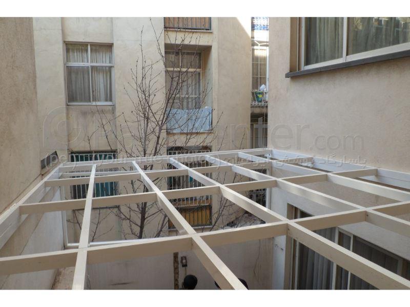 Patio Roof) سقف پاسیو (تمام شیشه ای ) 288 - محصولات سازه های پیش ...... (Patio Roof) سقف پاسیو (تمام شیشه ای ) 288
