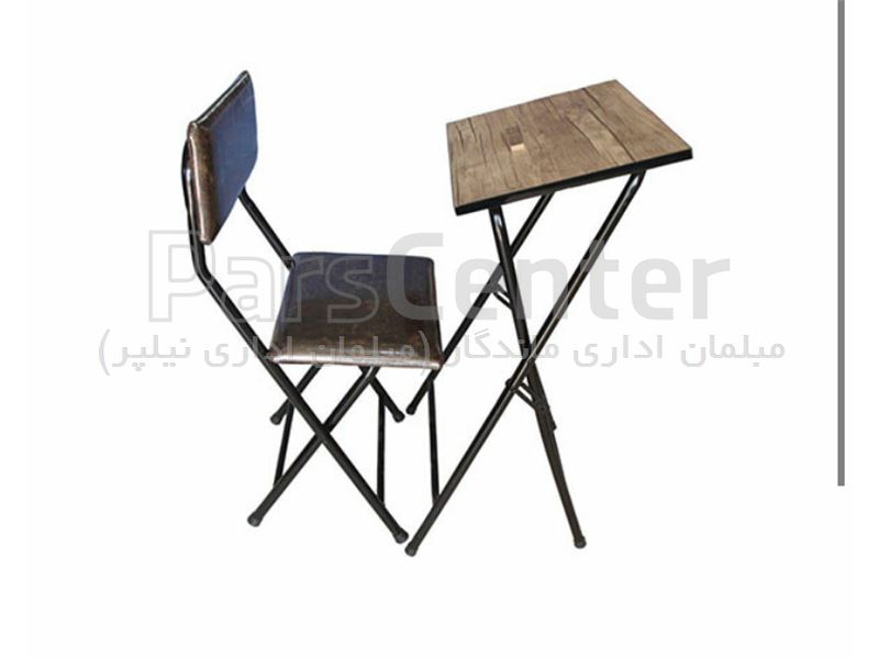 میز و صندلی نماز مدل تاشو