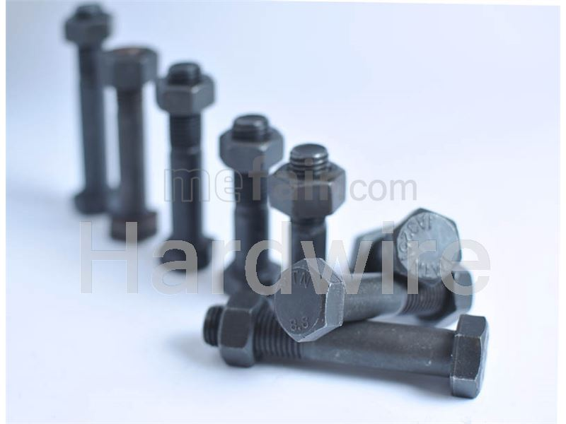 G8.8 bolt and nut