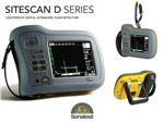 دستگاه عیب یاب التراسونیک سوناتست مدل +SiteScan D10