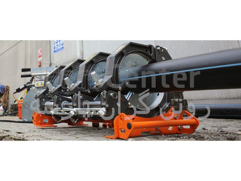 قیمت دستگاه جوش لوله پلی اتیلن  160 هیدرولیک روتنگران پارسه