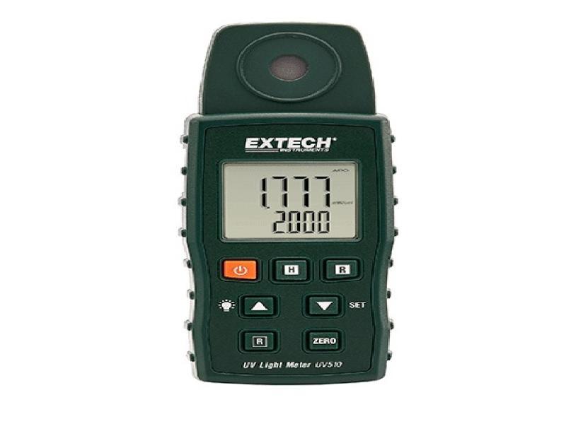 UVلایت متر برند اکستچ مدل EXTECH UV510