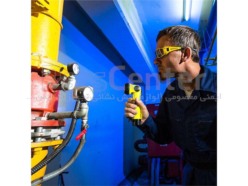 چراغ قوه صنعتی زاویه سر(DF1002-2W)