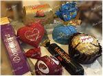 ساخت ماکت تبلیغاتی شکلات شونیز