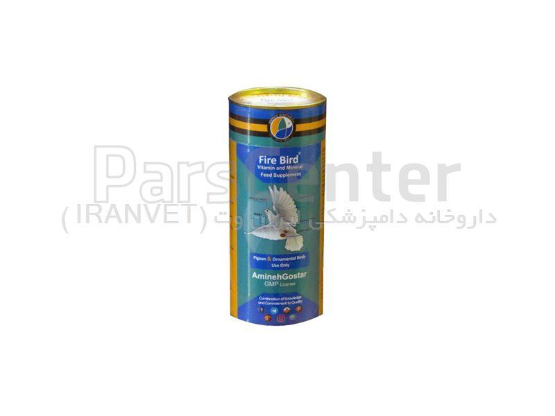 فایر برد -پودر مخلوط با خوراک(پرمیکس)